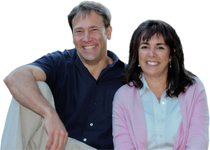 Craig Weiner and Alina Frank