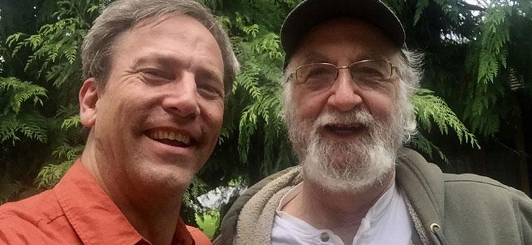 Craig Weiner and Mark Brady