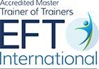 Accredited Master Trainer of Trainer EFT International Logo