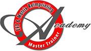 EFT and Matrix Reimprinting Master Trainer Academy Logo