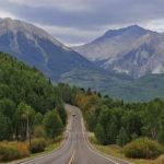 The Rocky Mountains, USA